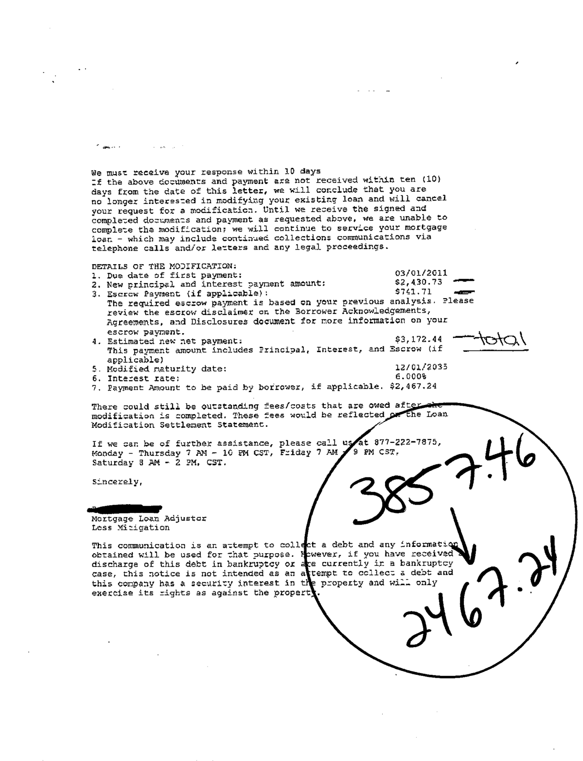 Loan Modification Results Loan Modification Attorneys Sj Packman