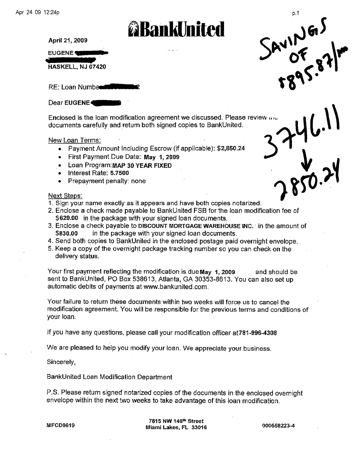 7 best Contract Modification Documents images on Pinterest ...  Contract Modification Letter